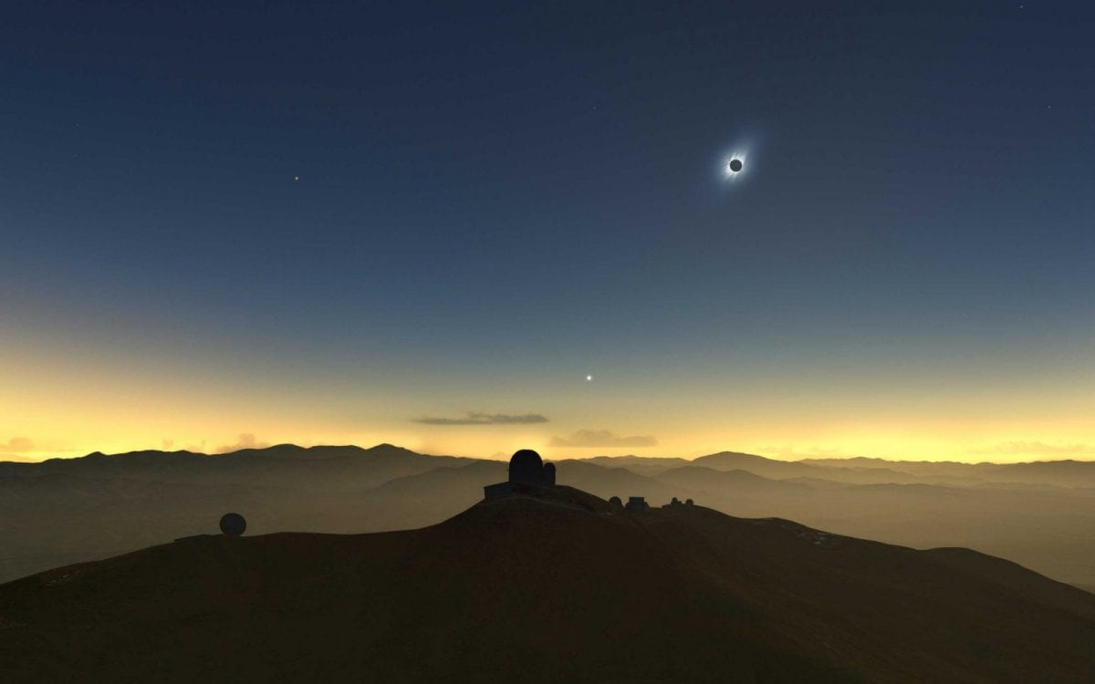 Chile - Solar Eclipse 2019
