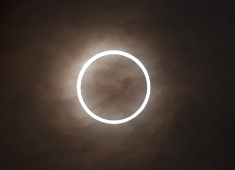 Annular Solar Eclipse - 21 June 2020