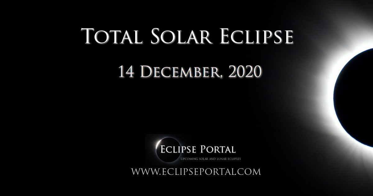 Total Solar Eclipse 2020